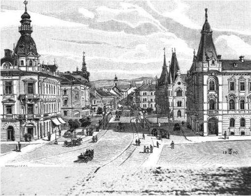 Bulevardul Regele Ferdinand (1900)