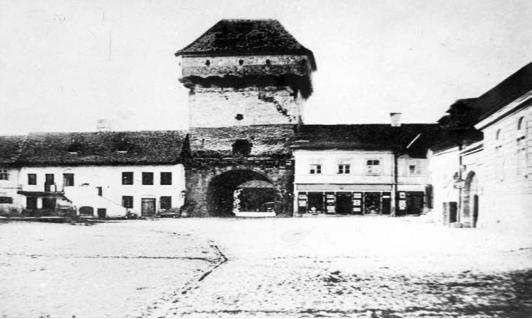 Turnul Porții Podului (1859)